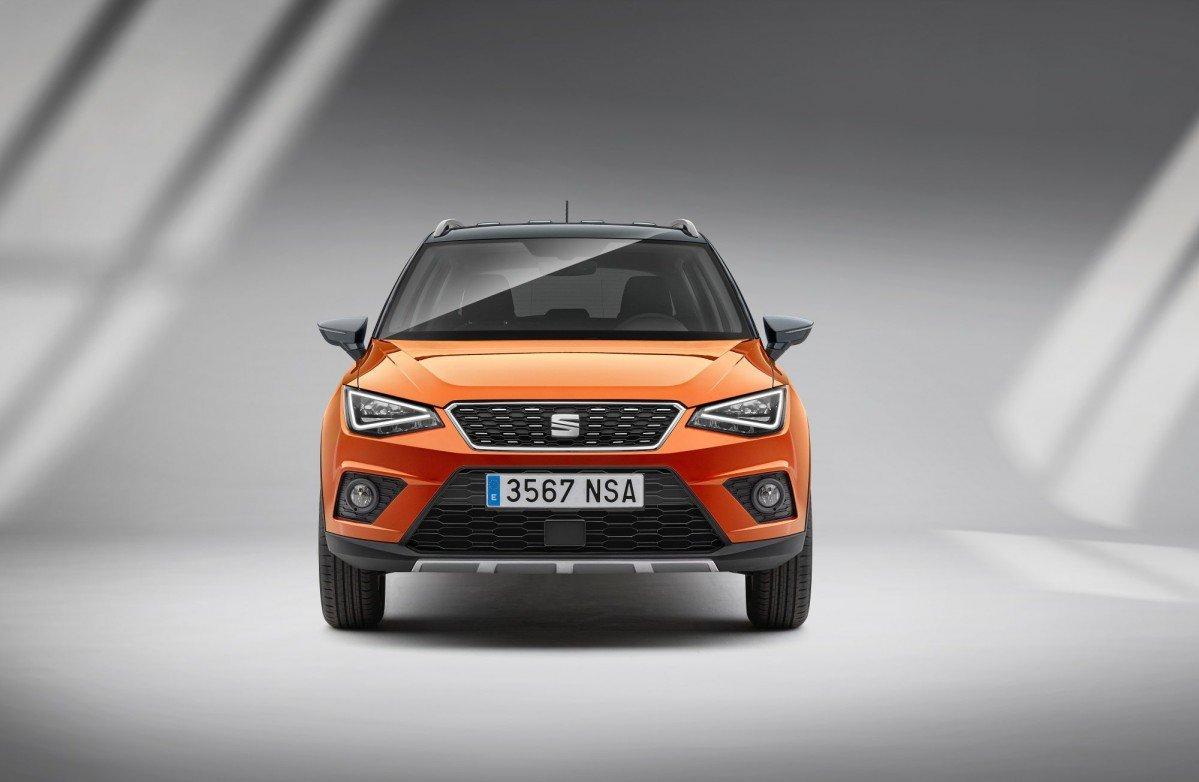Объявлена «европейская» стоимость нового Seat Arona 1