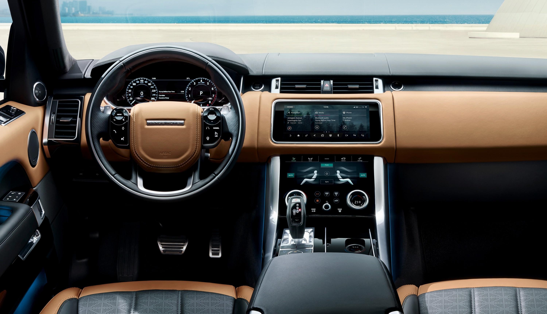 Обновленный Range Rover Sport «стал зеленее» 2