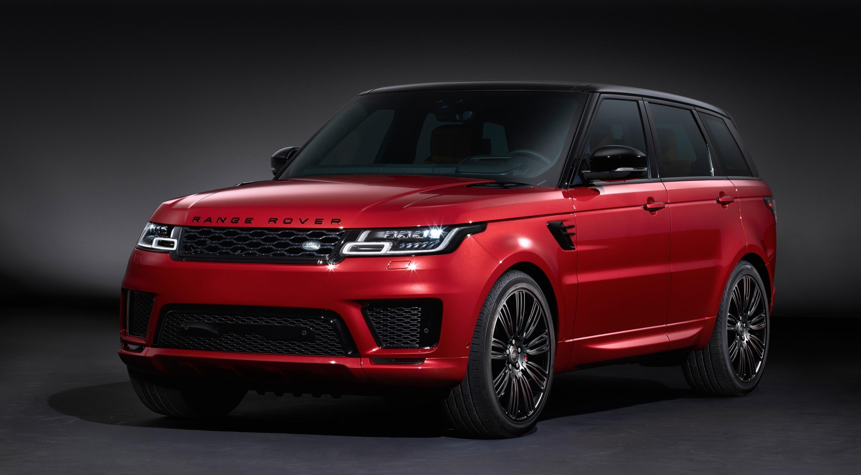 Обновленный Range Rover Sport «стал зеленее» 1