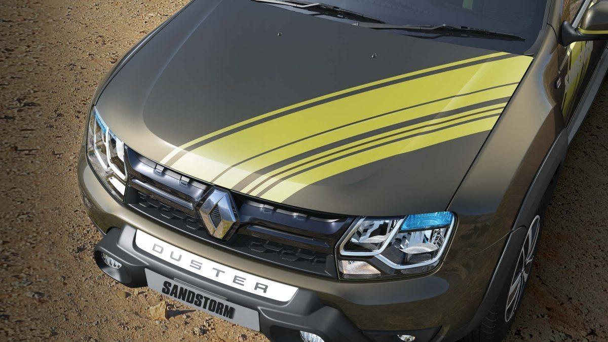Renault Duster обзавелся очень любопытной версией 2