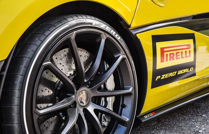 Компания Pirelli открыла концептуальный магазин 1