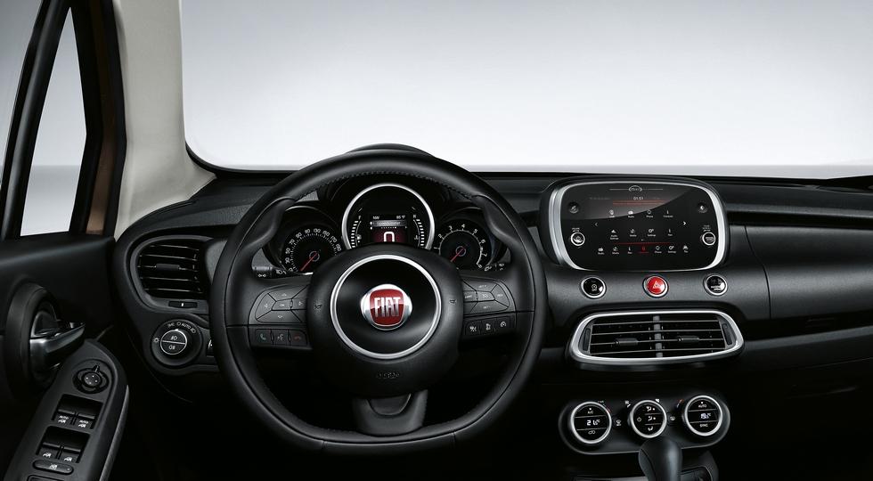 Fiat провел «легкий» рестайлинг компактного кросса 2