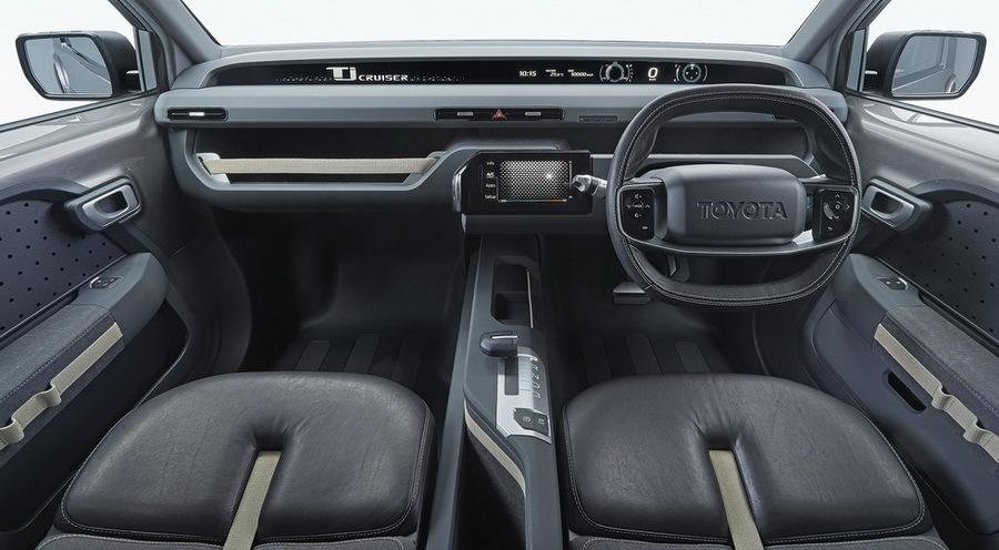 «Ящик радости»: Toyota готовит брутальный кроссовер-минивэн 3