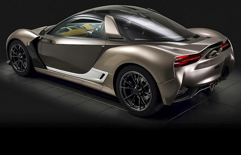 Компания Yamaha займется выпуском автомобилей 1