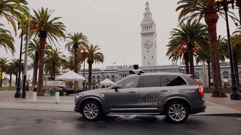 С компании Uber требуют миллиард долларов 1