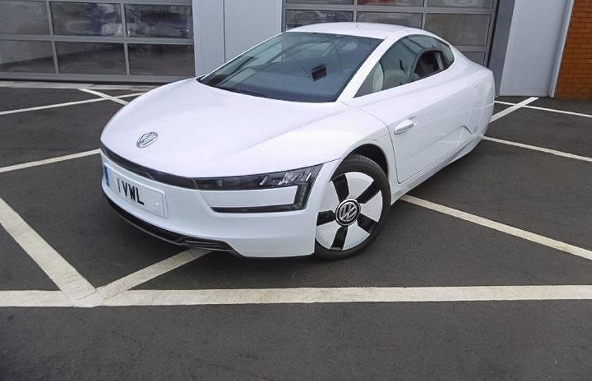 Самый редкий Volkswagen, опередивший свое время, выставили на торги 1