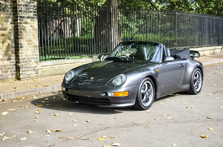 Эксклюзивный Porsche султана Брунея оценили перед торгами 1