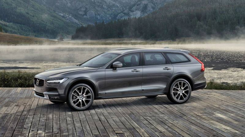 «Хранитель традиций»: тест-драйв Volvo V90 Cross Country 3