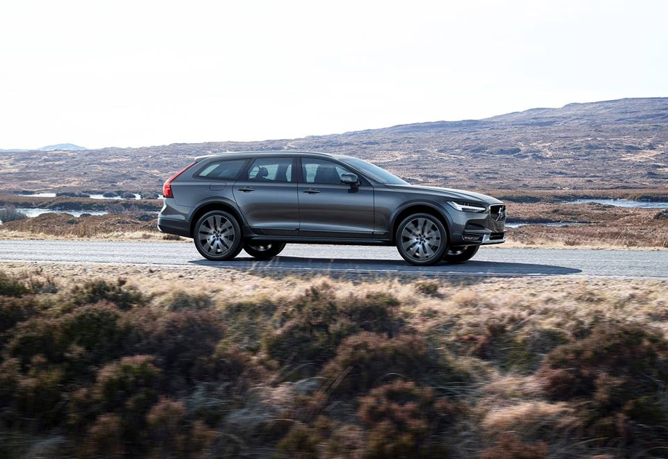 «Хранитель традиций»: тест-драйв Volvo V90 Cross Country 7
