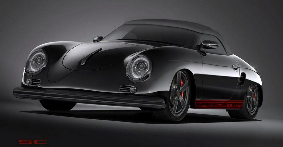 Американские тюнеры предлагают «старый новый» Porsche 1