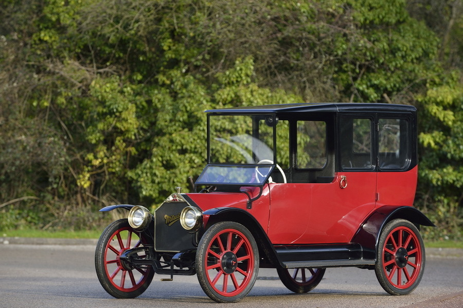 Mitsubishi презентует автомобиль «возрастом 100 лет» 1