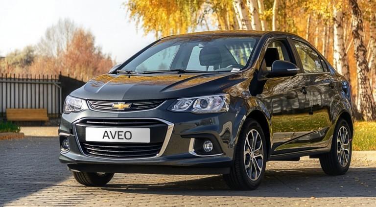 Производство обновленного Chevrolet Aveo налажено в Казахстане 1