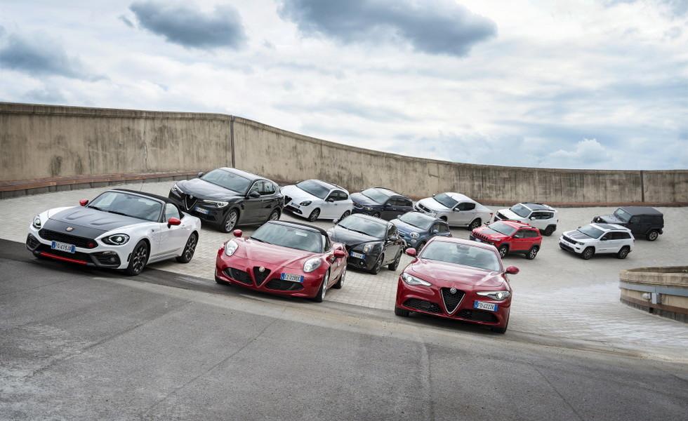 На брендах Maseratti и Alfa Romeo «ставят крест» 1