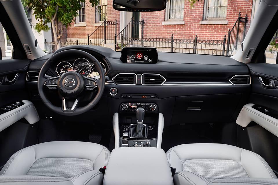 «Молодой и спокойный»: тест-драйв Mazda CX-5 3