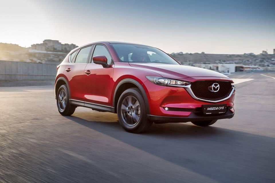 «Молодой и спокойный»: тест-драйв Mazda CX-5 4