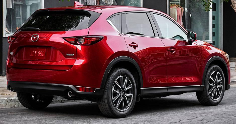 «Молодой и спокойный»: тест-драйв Mazda CX-5 2