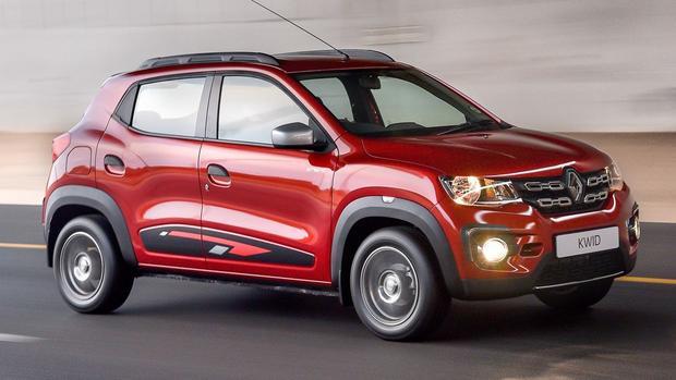 Бюджетный хэтчбек Renault Kwid получил «экстремальную» версию 2