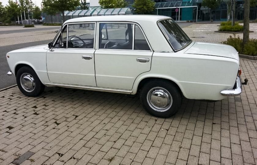В Германии продается ВАЗ-2101 практически без пробега 3