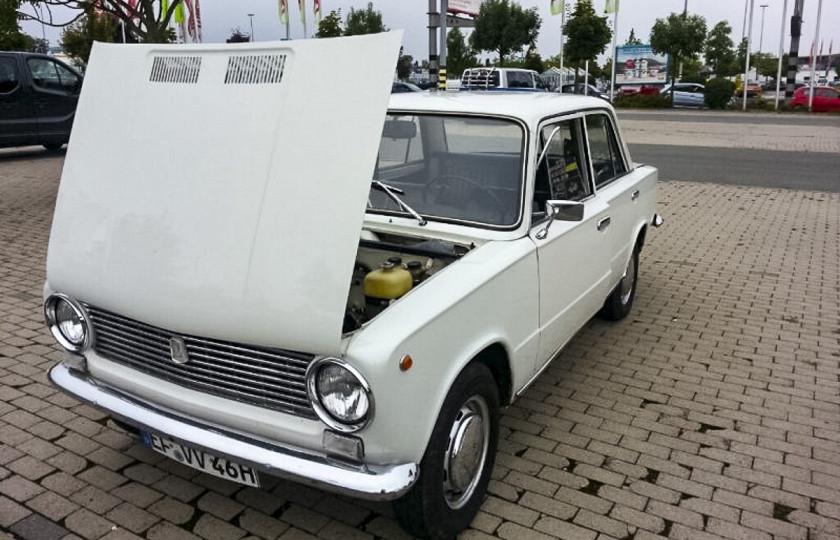 В Германии продается ВАЗ-2101 практически без пробега 1