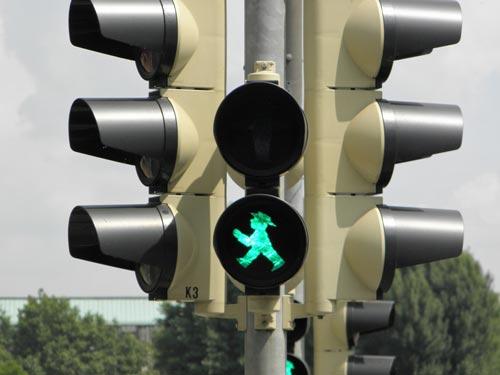 Самые необычные светофоры мира 4