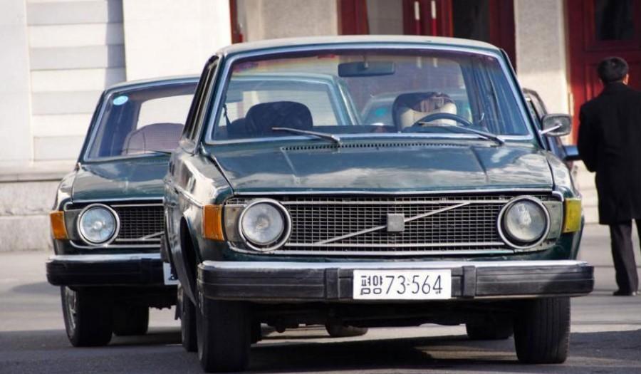 Швеция требует деньги у Северной Кореи за автомобили Volvo 1
