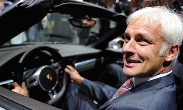 Глава Volkswagen «троллит» Tesla 1