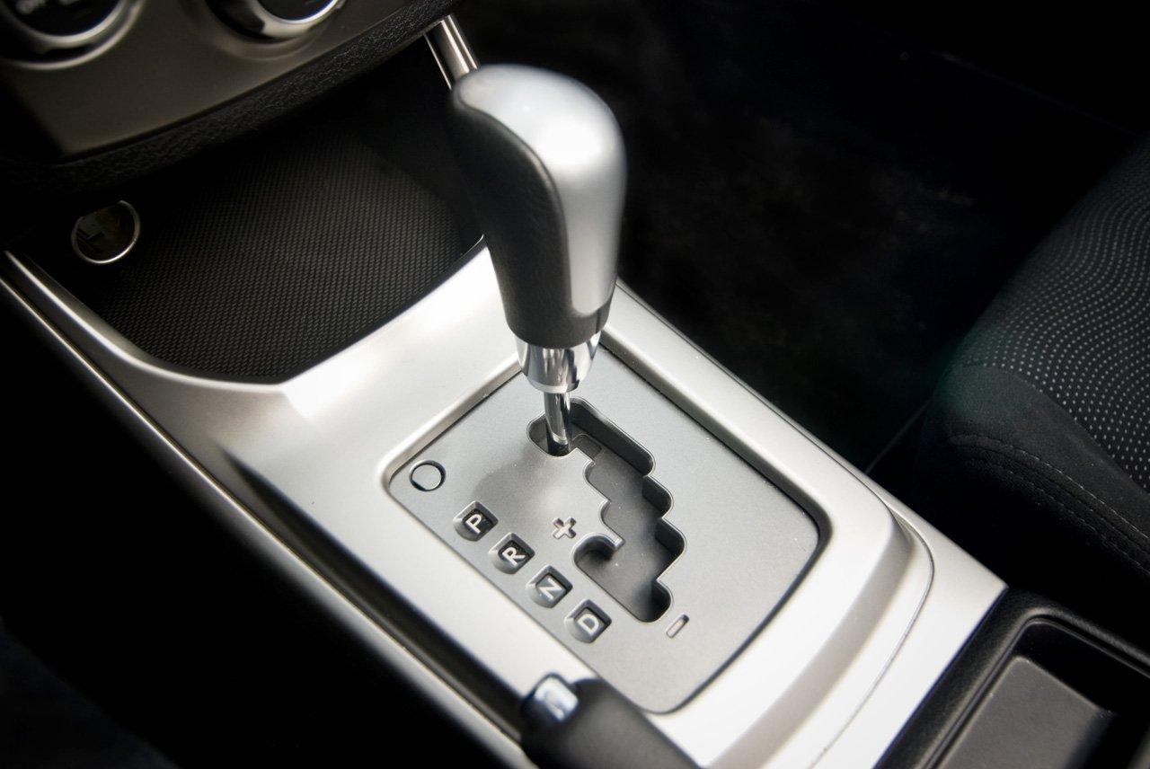 Как водить машину на автомате 1