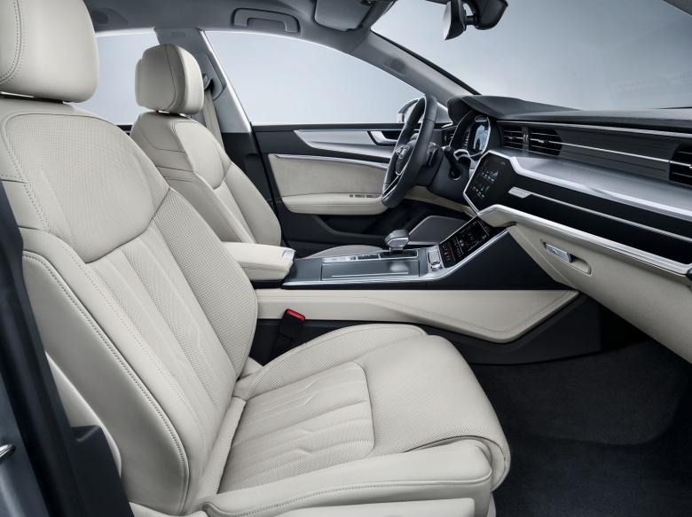 Audi представила новый A7 Sportback 4