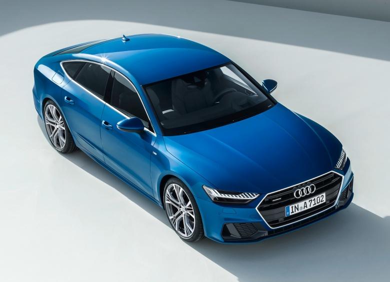 Audi представила новый A7 Sportback 1