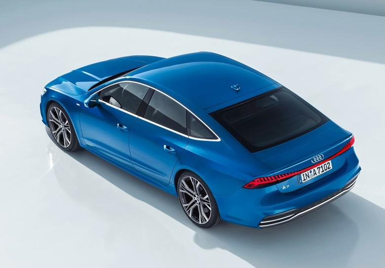 Audi представила новый A7 Sportback 2