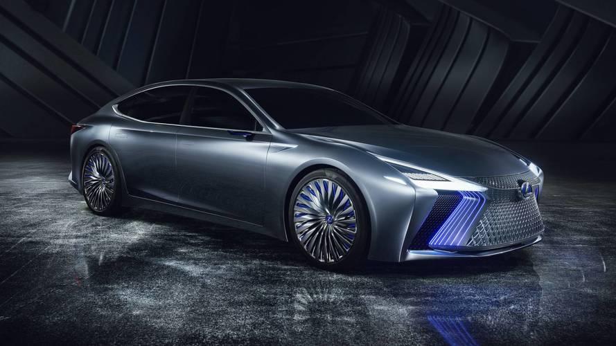 Автосалон в Токио: Lexus представил свою новинку 2
