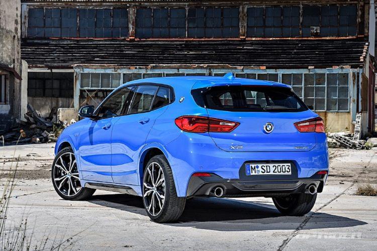 «Невтерпеж»: BMW X2 рассекретили до премьеры 2