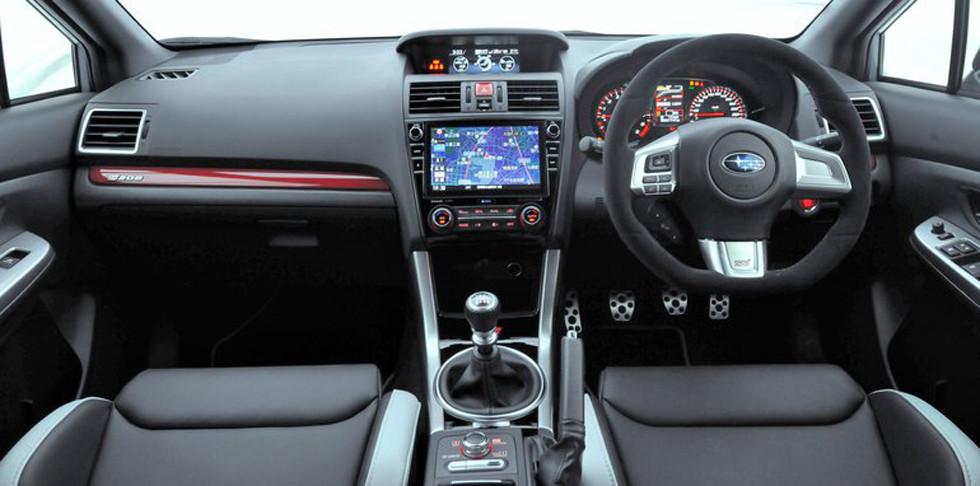 Автосалон в Токио: компания Subaru презентовала свои новинки 2