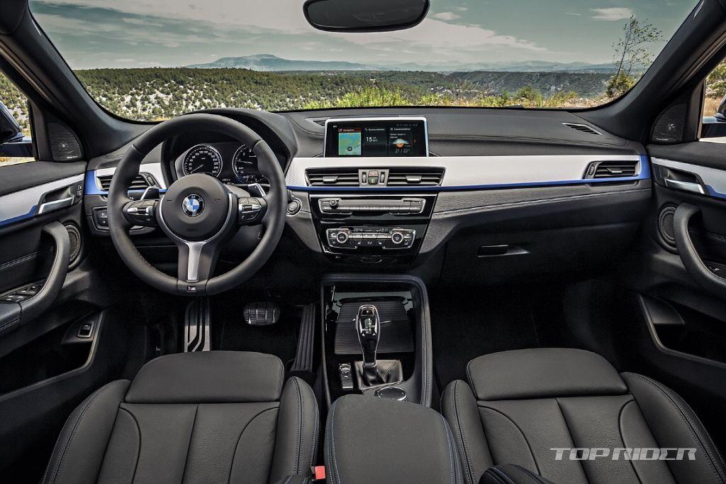 «Невтерпеж»: BMW X2 рассекретили до премьеры 3