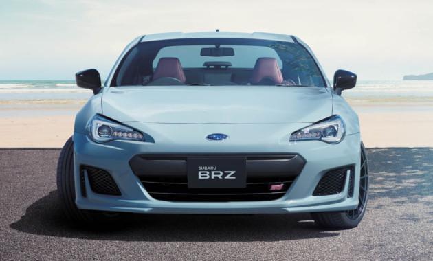 Автосалон в Токио: компания Subaru презентовала свои новинки 3