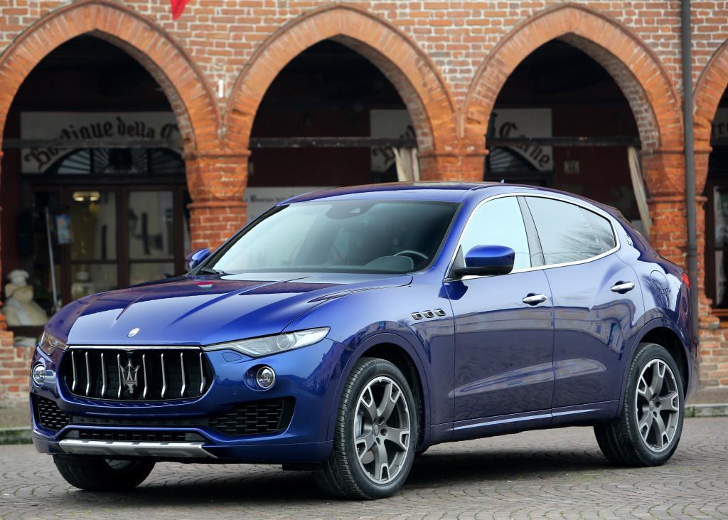 Maserati выпустит второй кроссовер 2