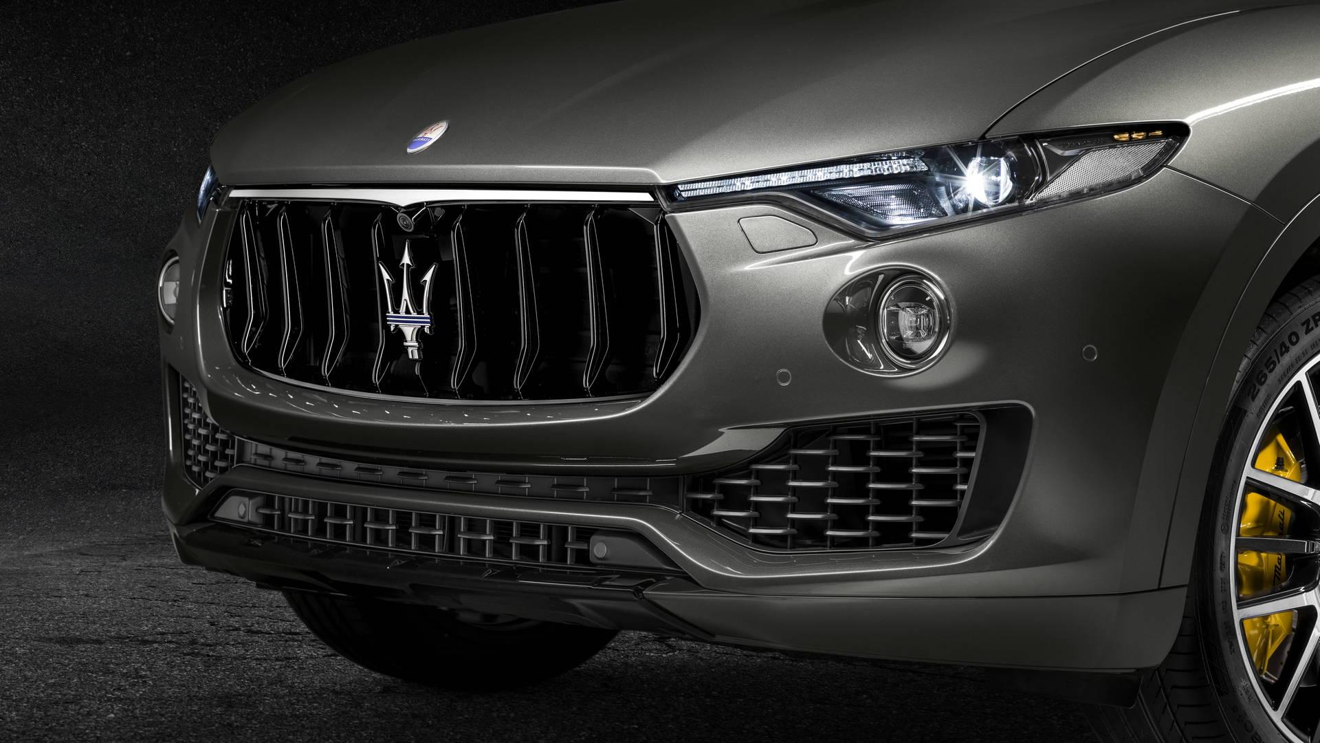 Maserati выпустит второй кроссовер 1