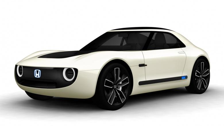 Honda представила автомобиль «для городских пробок» 1