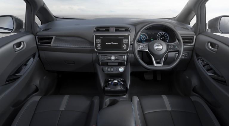 Новый Nissan Leaf пользуется бешеной популярностью 3
