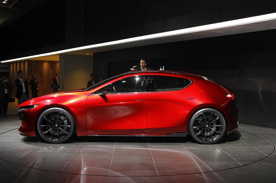 Автосалон в Токио: Mazda представила «самый элегантный автомобиль» 2