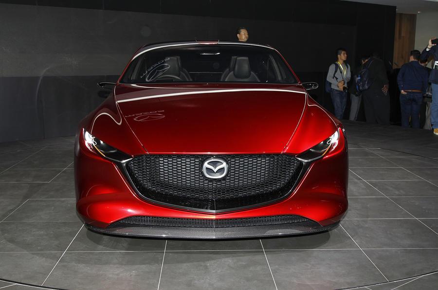Автосалон в Токио: Mazda представила «самый элегантный автомобиль» 1