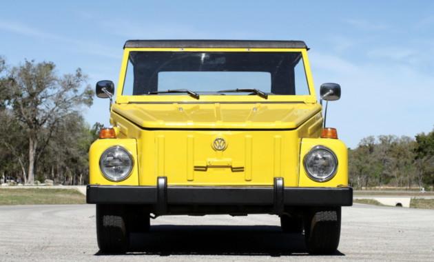 Volkswagen возродит Kubelwagen 1