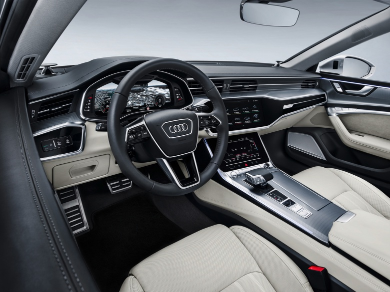 Audi представила новый A7 Sportback 3