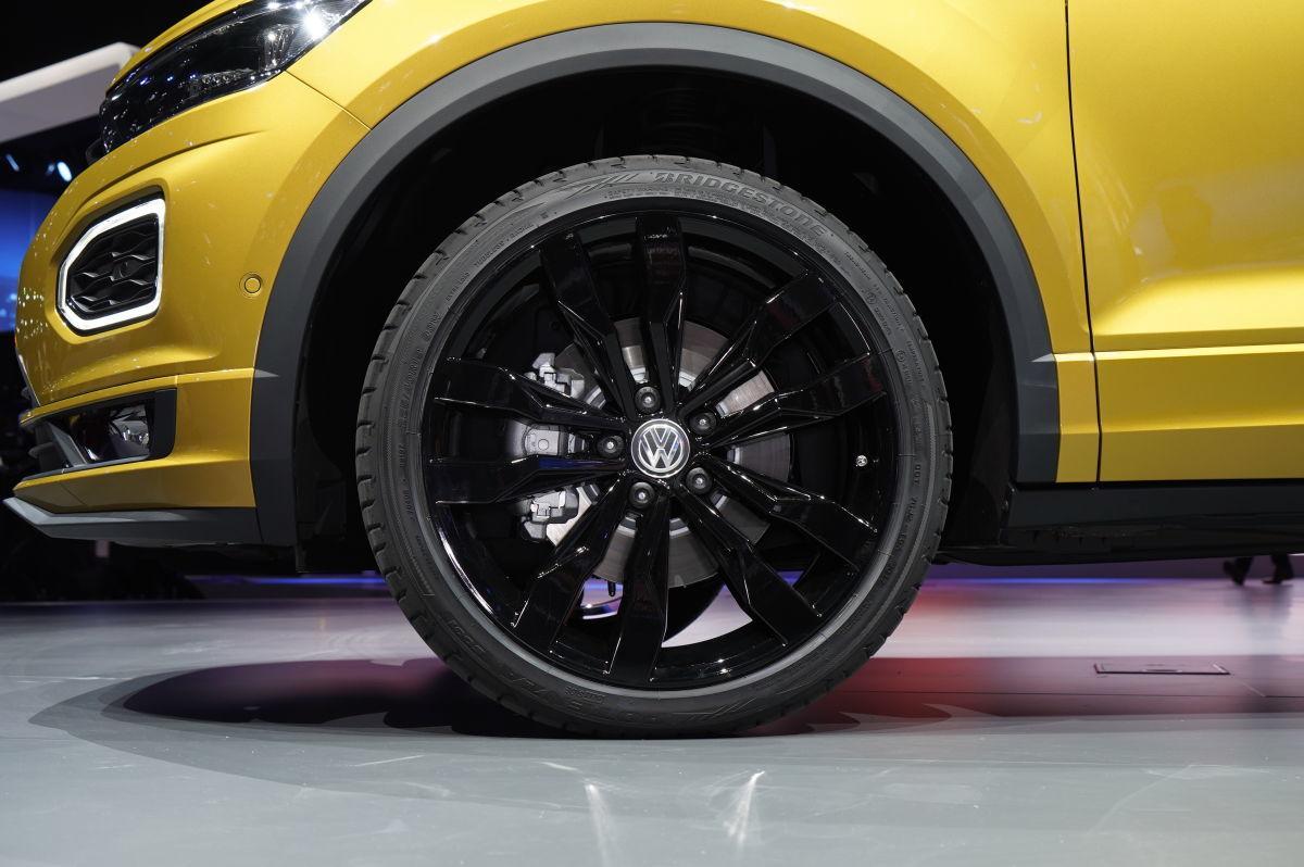 «Младший брат Тигуана»: тест-драйв Volkswagen T-Roc 5