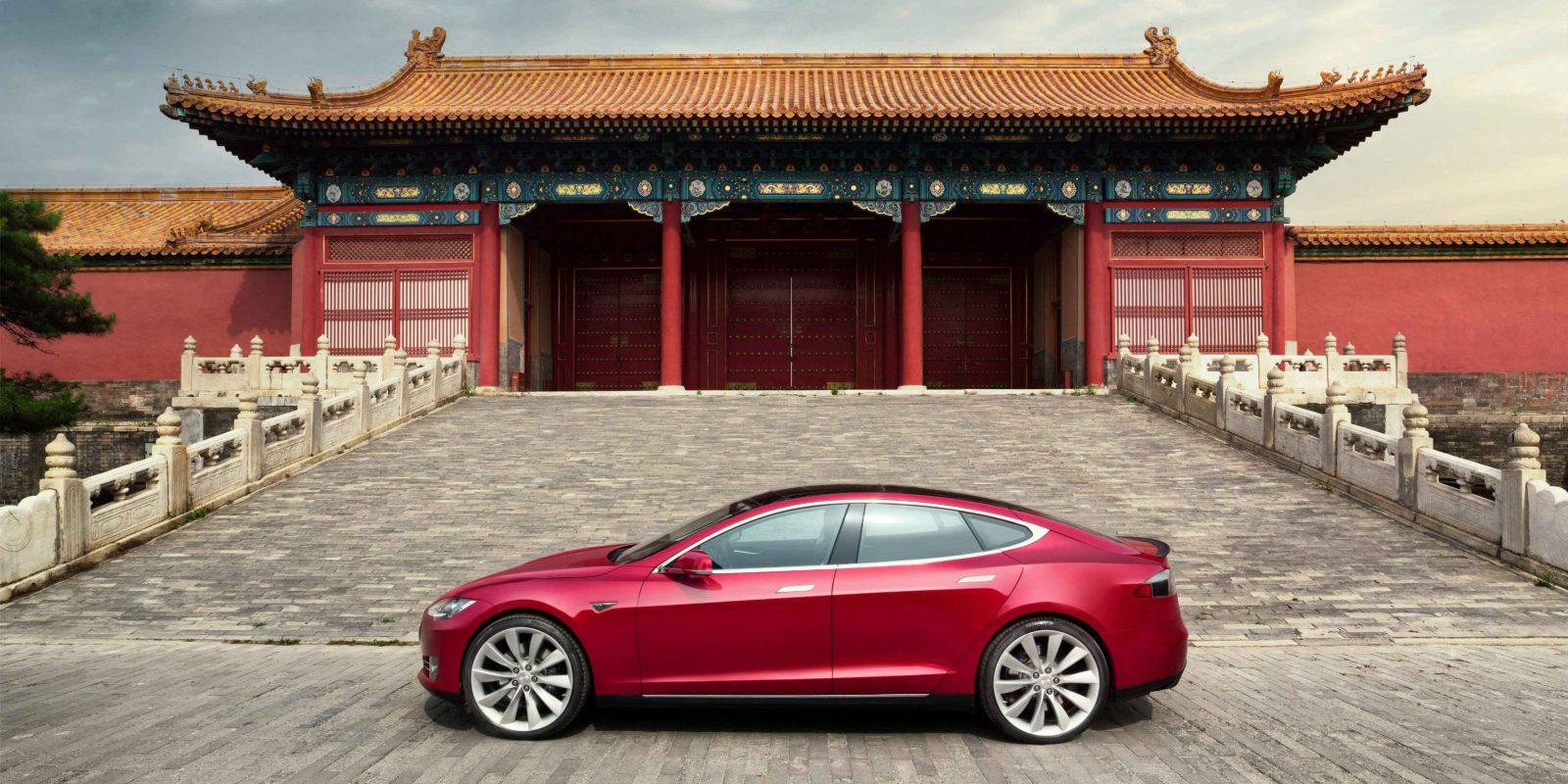 Компания Tesla трудоустроит китайцев 1