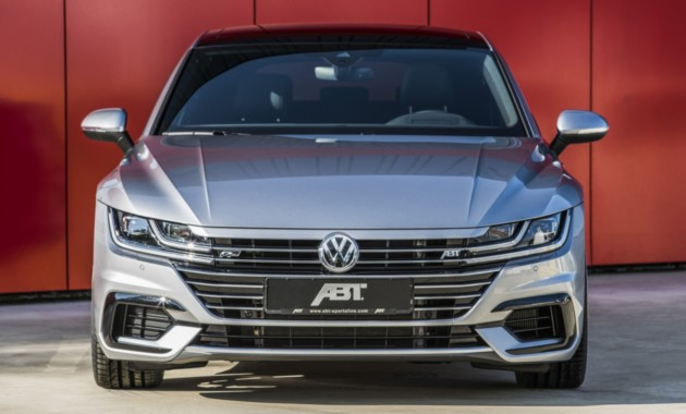 Тюнеры поработали над Volkswagen Arteon 1