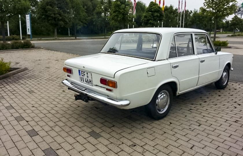 В Германии продается ВАЗ-2101 практически без пробега 4
