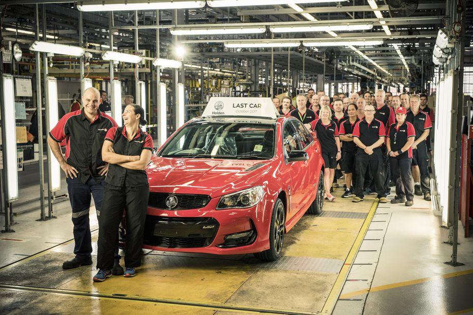 Последний автомобилестроительный завод Австралии официально закрыт 1