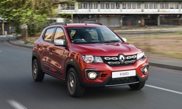 Бюджетный хэтчбек Renault Kwid получил «экстремальную» версию 1