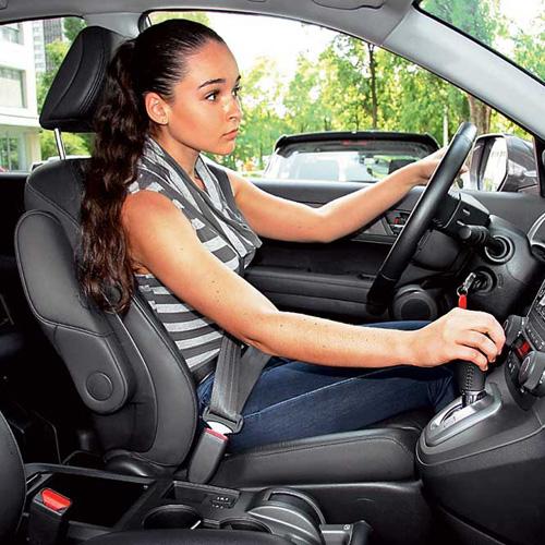 Как правильно настроить водительское сидение 1